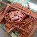 BR971 - primed ironwork