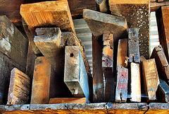 Wood Reclamation Yard