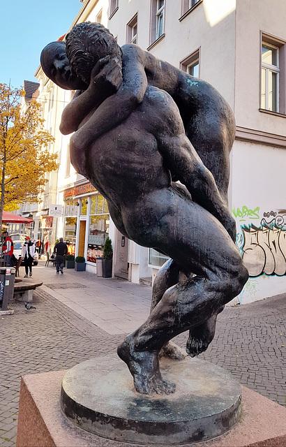 """""""Großes Paar"""", Bernd Goebel"""