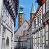Goslar, Stadt in Niedersachsen