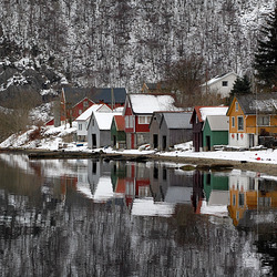 Winter in Dirdal