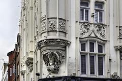A Bartizan – Tottenham Court Road at Windmill Street, Fitzrovia, London, England