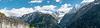 Sciora-Gruppe, Pizzo Cengalo, P. Badile und Val Bondasca - 2017-09-24_D500_DSC2334_Panorama
