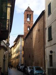 Saint Cecilia Church.