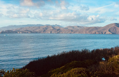 The other side of Golden Gate