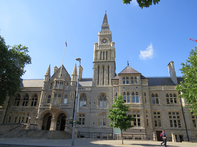 ealing town hall, london