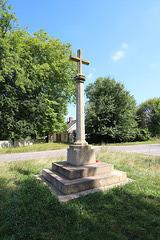 War Memorial, Sotterley, Suffolk