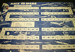 Race to Mars - game at the Atkinson...