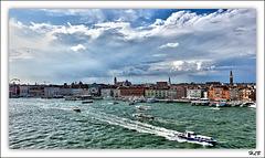 Venise vu sous un autre angle...
