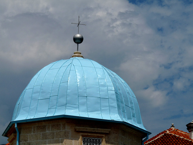Our Lady of the Rocks Dome
