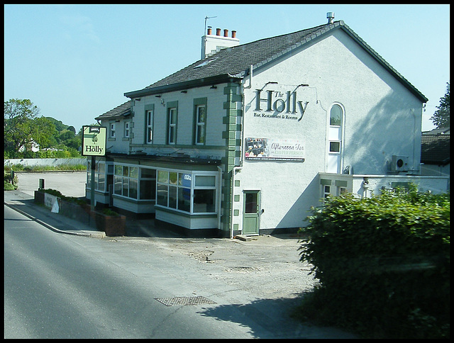 The Holly at Forton