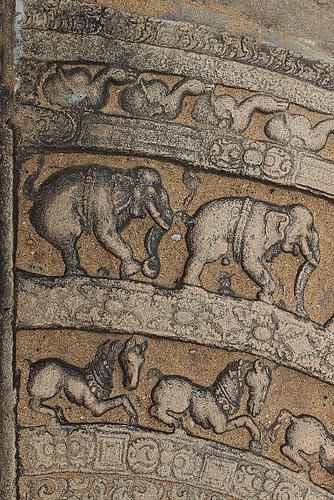 Moonstone, Polonnaruwa