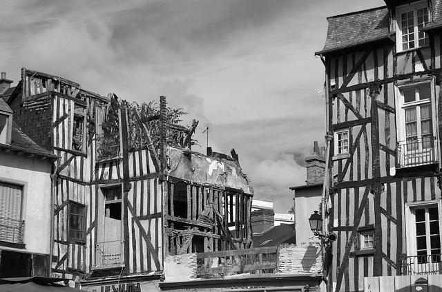 Medieval restoration project?