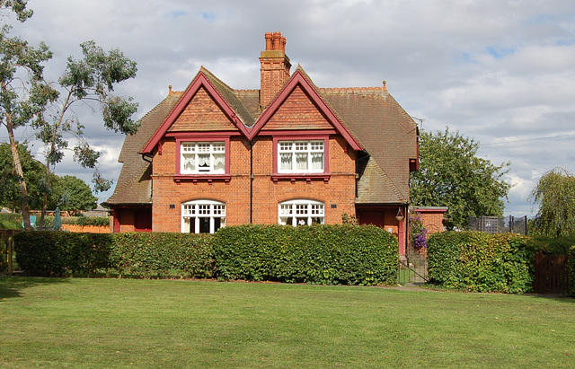 Dysart estate cottages, Buckminster Leicestershire