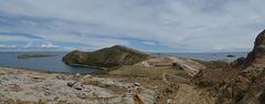 Bolivia, Titicaca Lake, Northen Site of the Island of the Sun