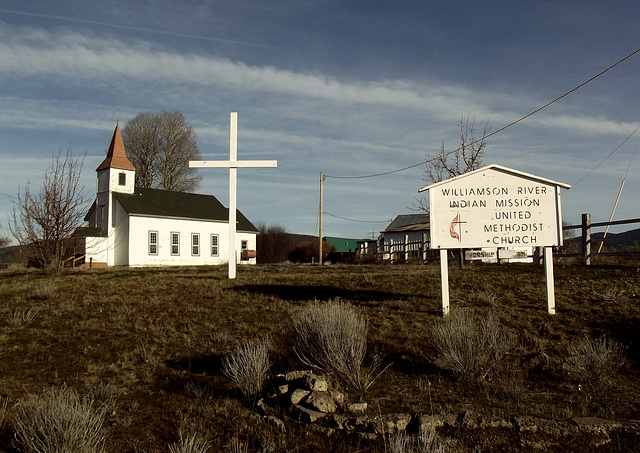 Indian Mission Methodist Church