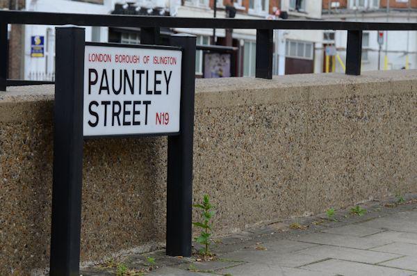 Pauntley Street, N19