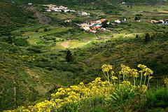 Landschaft bei Ruigomez