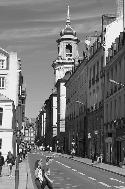 Rue de Rohan, Rennes