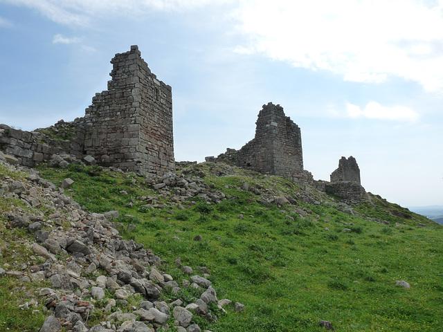 Pergamon- Remains of the Arsenal