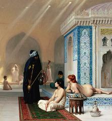 Visite au Harem
