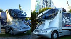 Colani-Truck von Daimler Benz