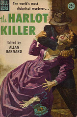 Allan Barnard (edited by) - The Harlot Killer