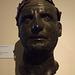 Portrait of Trebonianus Gallus (?) in the Vatican Museum, July 2012