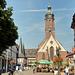 Am Marktplatz in Einbeck