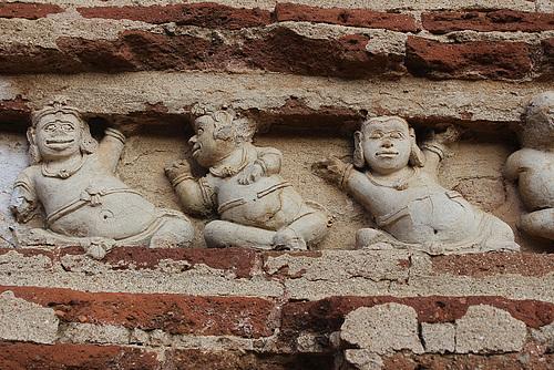 Smiling Characters, Tivanka Image House