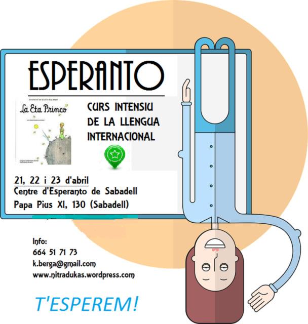 Esperanto en Sabadell (Katalunio)