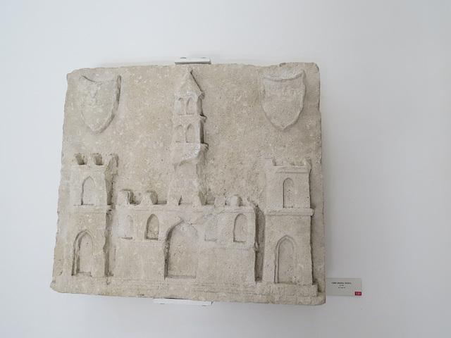 Musée de la ville de Split :  représentation de la cité.