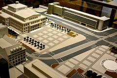 Leipzig 2017 – Model of the Karl-Marx-Platz