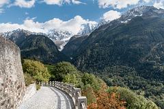 Sciora-Gruppe, Pizzo Cengalo, P. Badile und Val Bondasca - 2017-09-24_D500_DSC2370