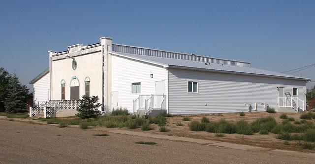Centre communautaire / Community hall