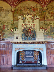 Great hall Cardiff castle