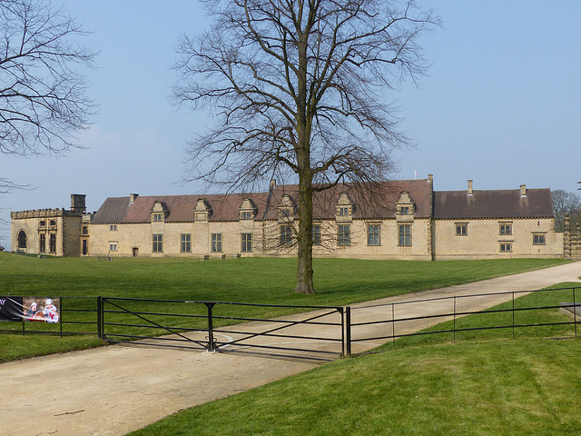 Bolsover Castle (1) - 9 April 2015