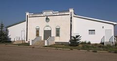 Community hall / Centre communautaire