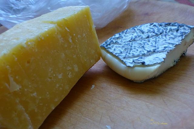 Käse - hart und weich