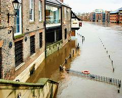 York Floods. HFF