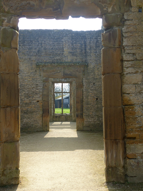 Bolsover Castle (4) - 9 April 2015
