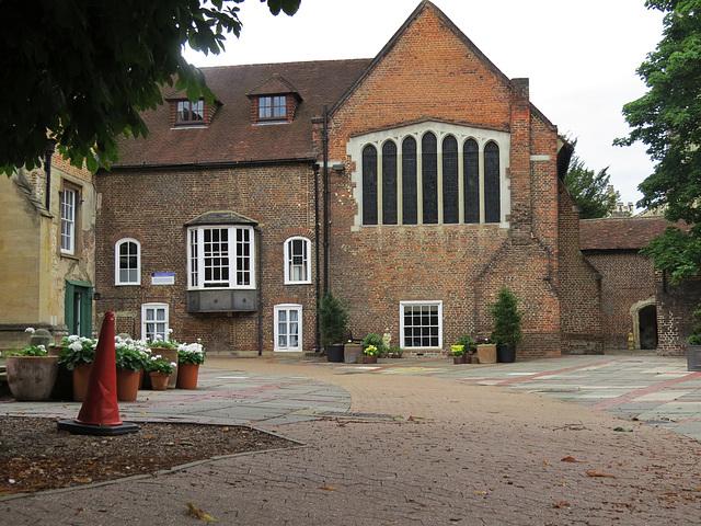 archbishops palace,  croydon, london