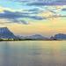 Bodø evening colors