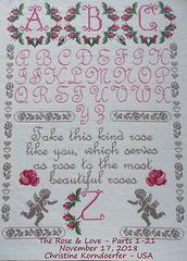 The Rose & Love - Parts 1-21 - Nov 17, 2018