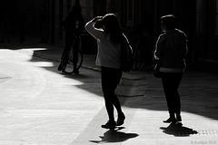in der Altstadt von Malaga (© Buelipix)