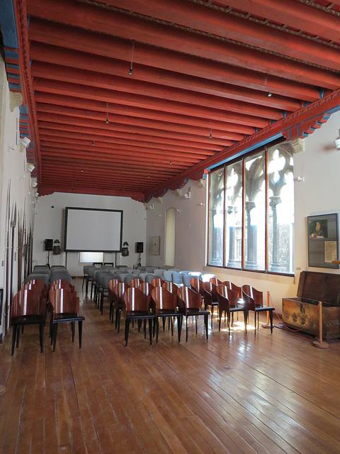 Musée de la ville de Split : salle de concert.