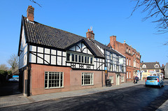 The Fleece Inn, St Mary's Street, Bungay, Suffolk