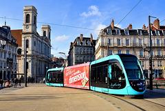 Un tram pour l'Est