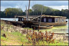 Port de La Possonière . (Maine et Loire).