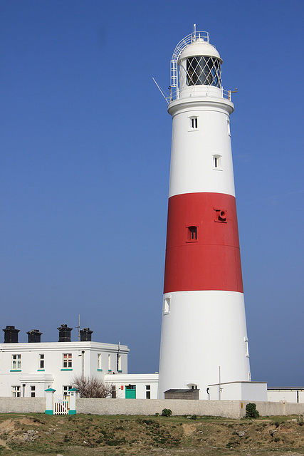 Portland Bill Lighthouse (another view)